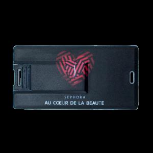 Kreditkort mini - USB-minne