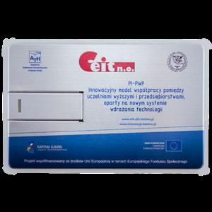 Kreditkort metall - USB-minne