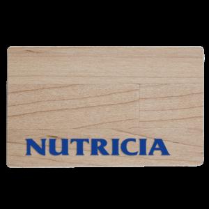 Kreditkort Trä - USB-minne
