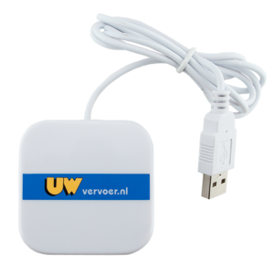 Webbutton square - USB-minne